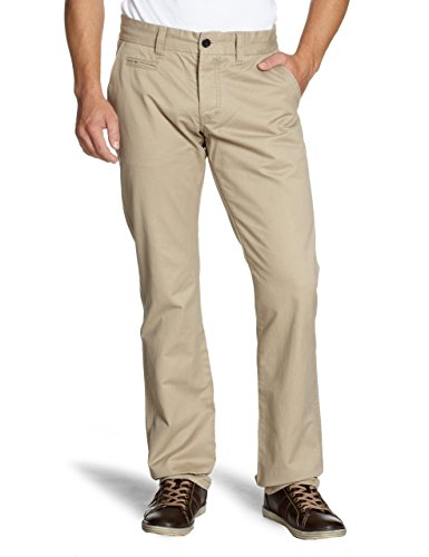 Selected - Three Paris sand chino pants NOOS C, Pantaloni uomo, Sand, W28/L32