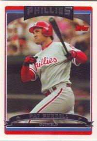 2006 Topps Baseball Philadelphia Phillies Team Set