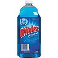Johnson S C Inc 00128 Windex Glass Cleaner Refill-2 LITER WINDEX REFILL
