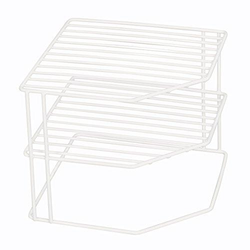 Pro-Mart DAZZ 3-Tier Corner Plate Shelf (Dazz Organizer compare prices)