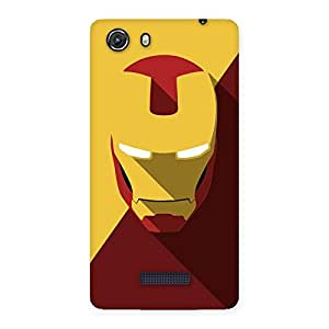 Radiant Classic and Genius Back Case Cover for Micromax Unite 3