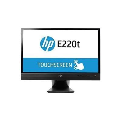 HP L4Q76A8#ABA EliteDisplay E220t 21.5'' 1080p Full HD LED-Backlit LCD Monitor, Black
