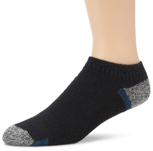 Hanes Classics Men's 4-Pack Comfort Cool No Show Socks