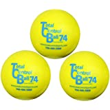 Total Control Sports Baseball Size Batting Ball