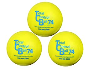Total Control Training Ball 74 , 6 PACK