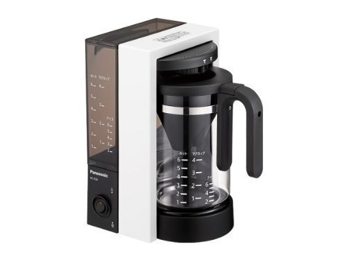 Panasonic coffee maker white NC-D26-W by N/A