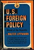 U.S. foreign policy: shield of the republic,