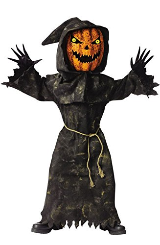 Memem (Bobble Head Pumpkin Costume)