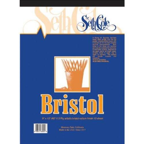 """Bristol Board Pad Size: 24"""" X 19"""""""