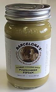 Barcelona's Mole Verde (Pipian) Sauce 16 Oz. Jar
