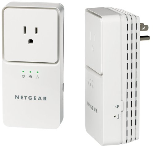 NETGEAR Powerline AV+ 200 Adapter Kit XAVB2501