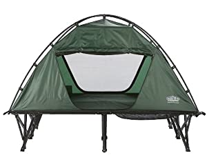 Kamp-Rite Compact Double Tent Cot, 45x12x12-Inch by Kamp-Rite