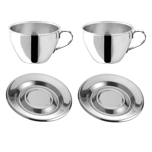 motta-stainless-steel-cappuccino-cups-and-saucers-set-of-2
