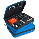 Helmkamera SP POV Case 3.0 Small GoPro-Edition blue
