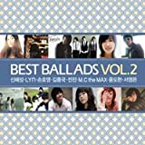Best Ballads Vol.2 (2CD)(韓国盤) ランキングお取り寄せ