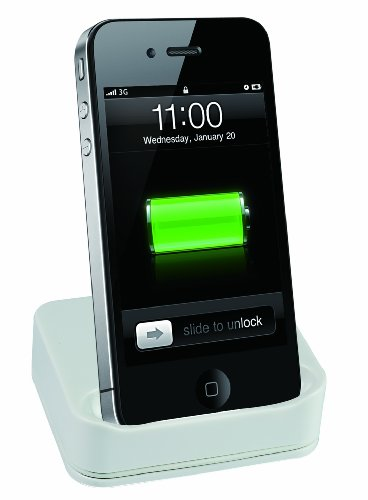 Chargeur IPK101 - blanc