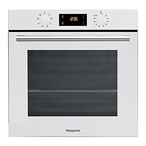 Hotpoint SA2540HWH Built-In Single Oven Electric 60cm A Energy White