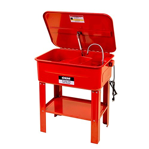 OEMTOOLS 24801 20 Gallon Parts Washer (Solvent Based Parts Washer compare prices)