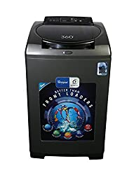 Whirlpool Bloomwash World Series Fully-automatic Top-loading Washing Machine (11 kg, Graphite)