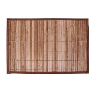 Set De Table Casa Bambou Naturel Cuisine Maison