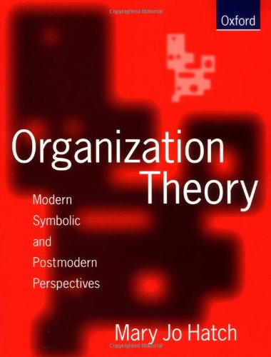 multi perspective approach in organization theory