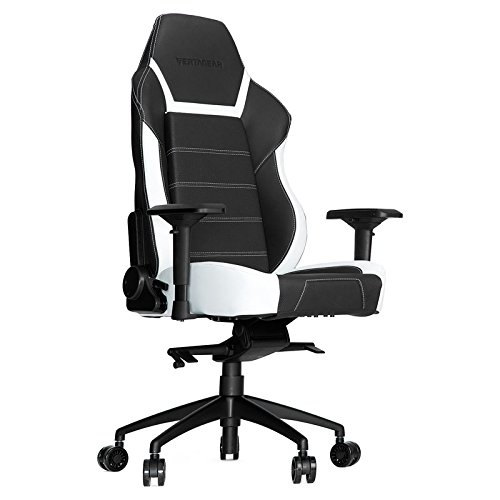 Vertagear Racing Series P-Line PL6000 Gaming Chair Black and White