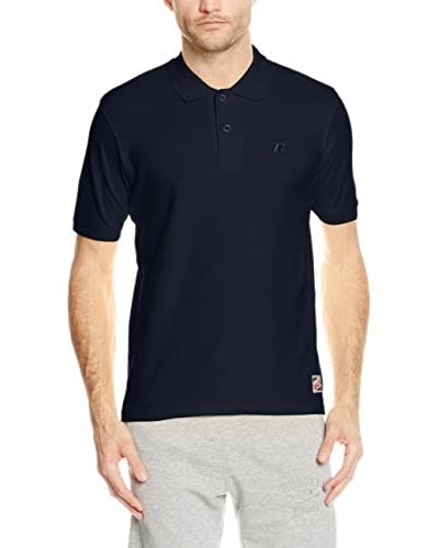 Russell Athletic Polo 200-210 GSM [Blu Navy]
