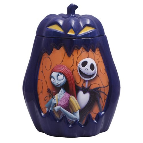 Westland, Pumpkin Nightmare Cookie Jar