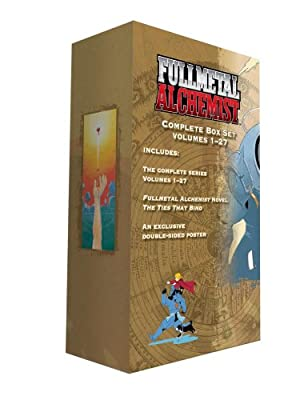 Fullmetal Alchemist Box Set (c: 1-0-1)
