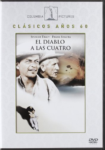 El Diablo A Las Cuatro [DVD]