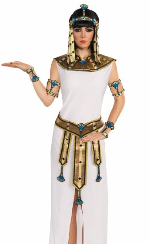 Deluxe Pair Egyptian Female Costume Arm Bands Adult