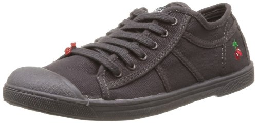Le Temps des Cerises - Sneaker, Donna, Grigio (Gris (Mono Grey)), 39