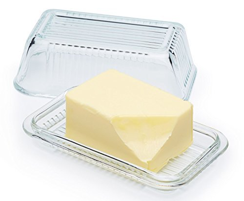 Butterdose, Transparent