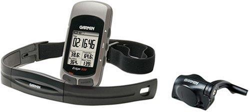 Garmin Edge 305 Bicycle GPS Navigator with Heart Rate Monitor and Speed/Cadence Sensor