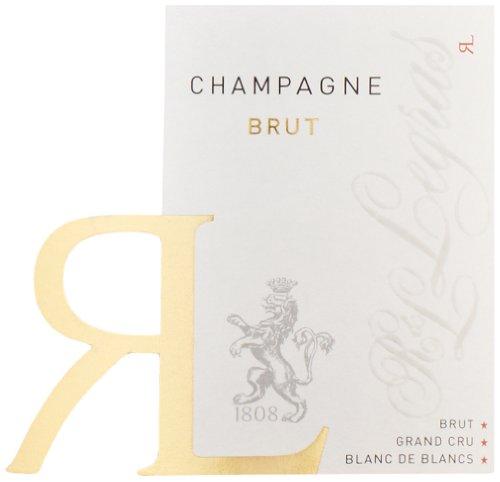 Nv R.L. Legras Chouilly Grand Cru Chardonnay 750 Ml
