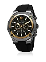 August Steiner Reloj de cuarzo Man AS8080YG Negro