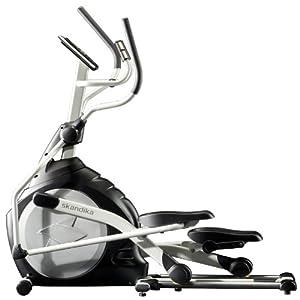 Skandika Crosstrainer CardioCross Carbon Pro Elliptical, mehrfarbig, 158 x 60 x 117 cm, SF-3200