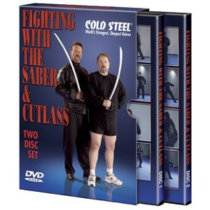 Cold Steel Training DVD Fight with Cutlass & Sabre Md: VDFSC