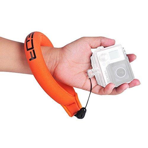 SHINEDA Waterproof Floating Camera Wrist Strap for Waterproof Snorkeling Camera Camcorders