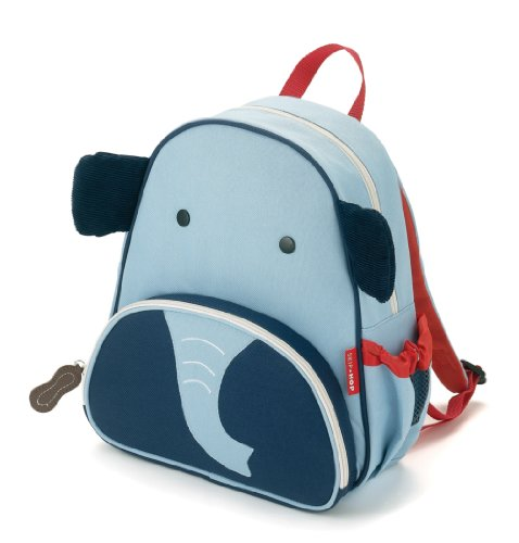 Why Choose Skip Hop Zoo Pack Little Kid Backpack, Elephant