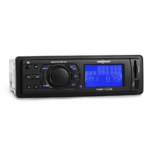 Auna R82 volldigitales Autoradio mit USB/SD-Anschluss