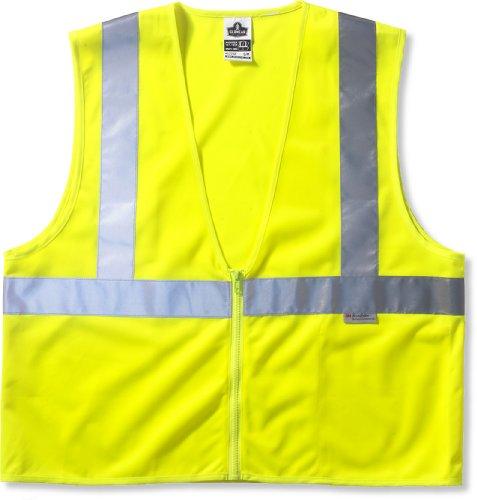 GloWear 8225Z Class 2 Standard Vest