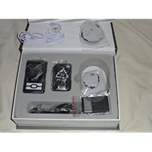 iSmart mini massager. XP3 so cool massager. Great Gift Idea and silver in color. 2 Year Warranty!