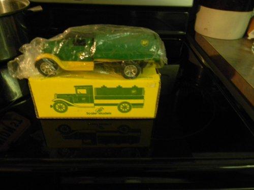 BP Gasoline Tanker Truck Bank #HC-0393