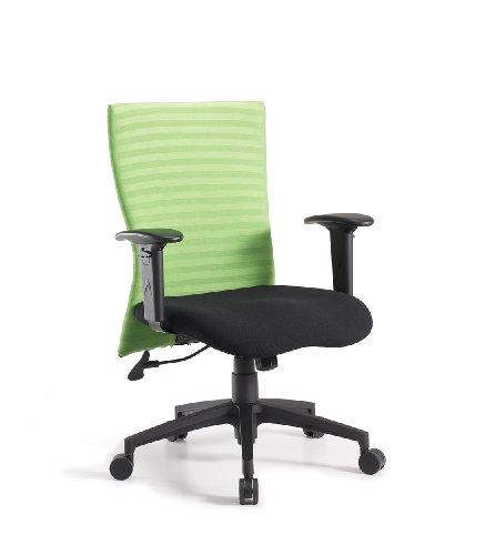 chaisedebureau easychair bern fauteuil de bureau vert. Black Bedroom Furniture Sets. Home Design Ideas