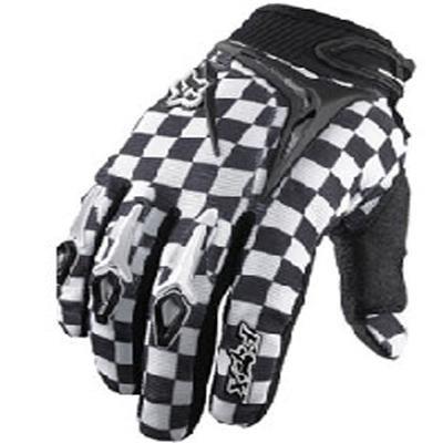 Buy Low Price Fox Racing 2011 360 Full Finger MTB & BMX Cycling Gloves – Blue – 03168-002 (03168-003-019)