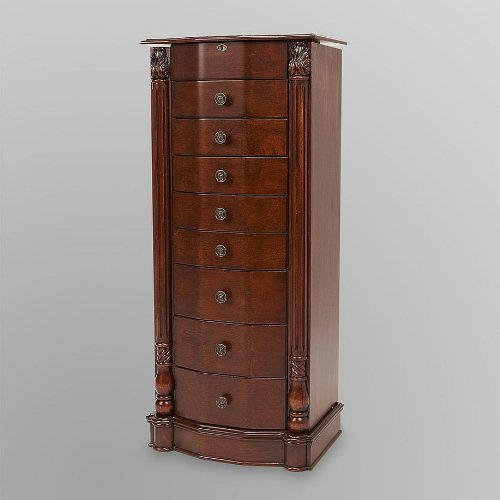 Hives And Honey Large Floor Standing 8 Drawer Wooden