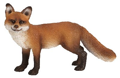 Schleich 14648 Red Fox Toy - Ages 3 & Up