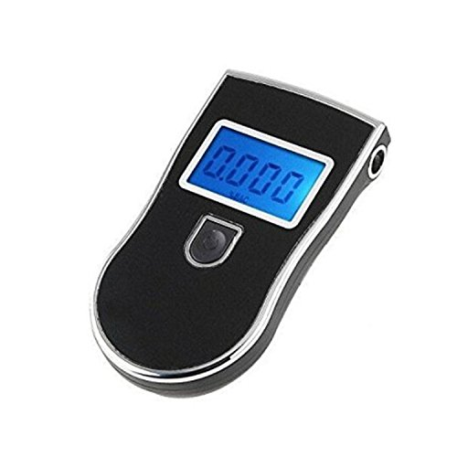 Advanced Professional Drive Safety Digital Breathalyzer Alcohol Breath Tester