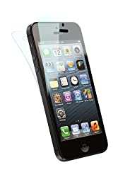 ONGUARD-K2W. LLC ONG-IP5-3 Ultra-Fresh Antimicrobial Protector for iPhone 5 - 1 Pack - Retail Packaging - Clear